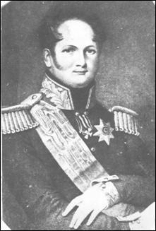 Император Александр I (1777-1825)